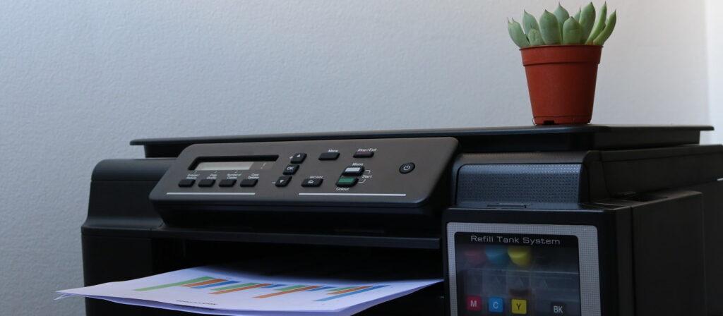 Five Major Benefits of Using a Laser Printer