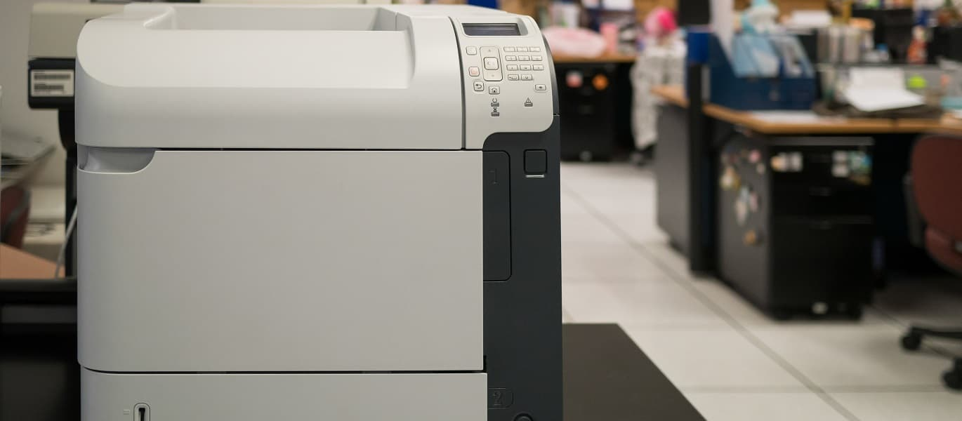 Factors to Help You Decide Whether to Buy or Lease an Office Printer
